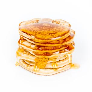 pancakesの写真素材 [FYI00721344]