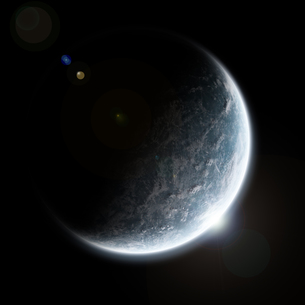 outer_space_astronomyの写真素材 [FYI00722490]