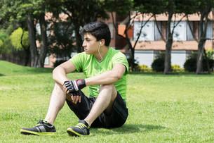 fitness_funsportの写真素材 [FYI00725207]
