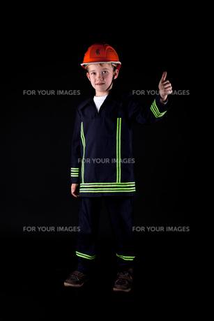 little firemanの素材 [FYI00725987]