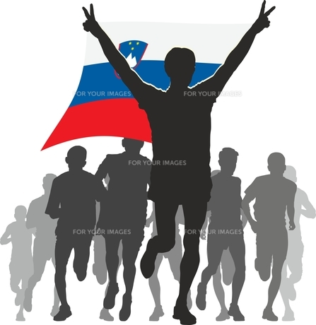 athletic_sportsの素材 [FYI00727396]