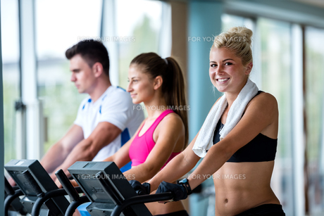 fitness_funsportの写真素材 [FYI00728345]