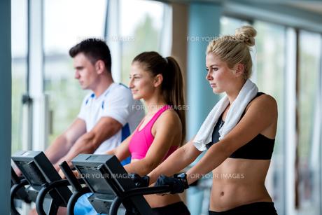 fitness_funsportの写真素材 [FYI00728348]
