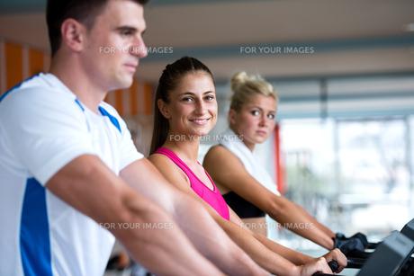 fitness_funsportの写真素材 [FYI00728368]