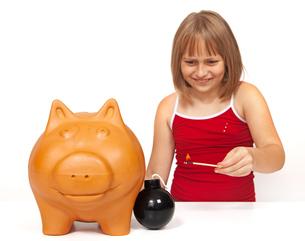 money_financesの写真素材 [FYI00729491]
