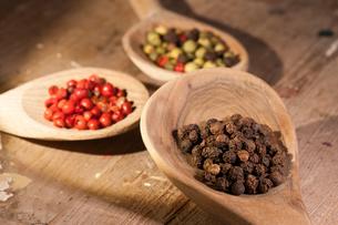 ingredients_spicesの写真素材 [FYI00730557]