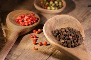 ingredients_spicesの写真素材 [FYI00730558]