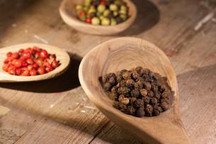 ingredients_spicesの写真素材 [FYI00730560]