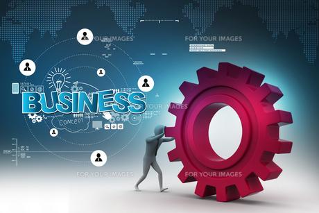 profession_businessの写真素材 [FYI00731352]