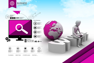 profession_businessの素材 [FYI00731390]