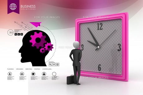 profession_businessの写真素材 [FYI00731433]