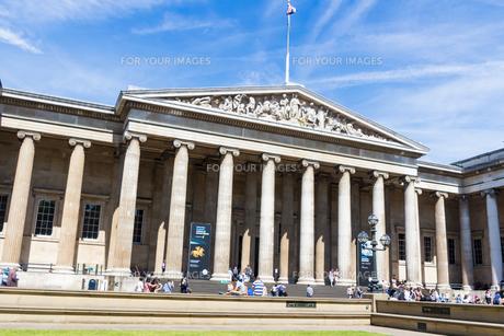 大英博物館の写真素材 [FYI00736482]