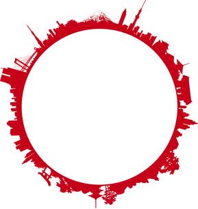 日本の輪の写真素材 [FYI00737484]