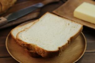 食パンの写真素材 [FYI00737777]