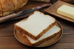 食パンの写真素材 [FYI00737779]