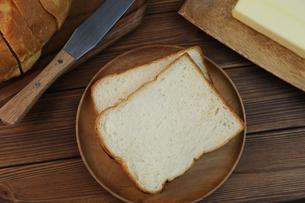 食パンの写真素材 [FYI00737780]