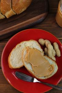 ピーナッツバターの写真素材 [FYI00737945]