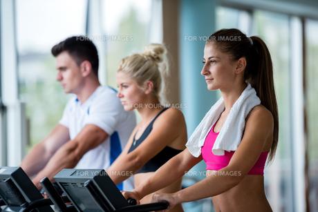 fitness_funsportの写真素材 [FYI00738741]