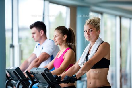 fitness_funsportの写真素材 [FYI00738744]