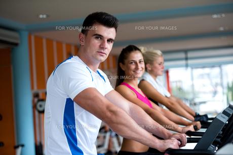 fitness_funsportの写真素材 [FYI00738762]