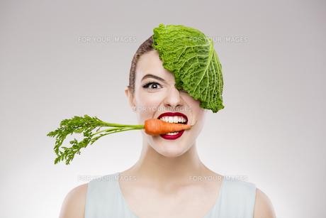 Vegan styleの写真素材 [FYI00740035]