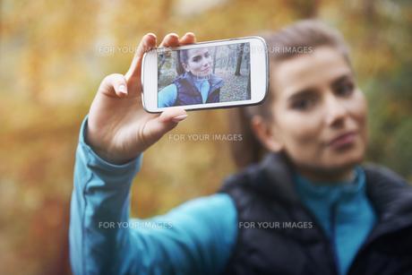 womanの写真素材 [FYI00740426]