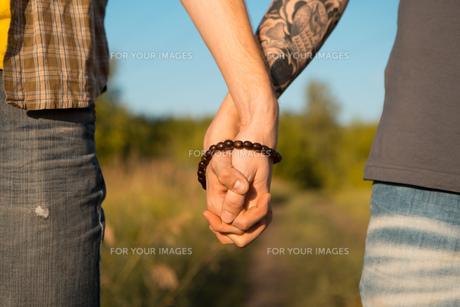 couples_loveの写真素材 [FYI00740602]