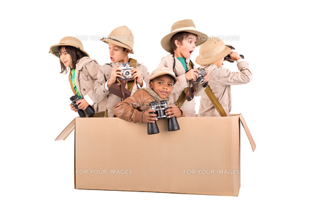 childrenの素材 [FYI00740671]