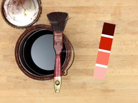 Painting And Decoratingの素材 [FYI00741150]