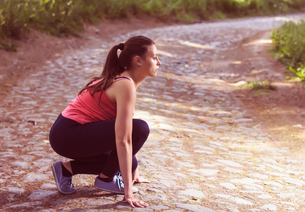 Ready For Running Fitness Lifestyleの写真素材 [FYI00741841]
