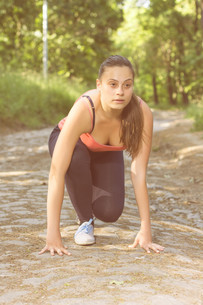 Ready For Running Fitness Lifestyleの写真素材 [FYI00741846]
