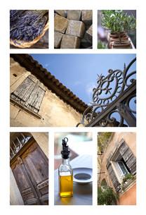 Provence lifestyleの写真素材 [FYI00741906]