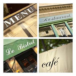 Bistro and restaurantの写真素材 [FYI00741910]