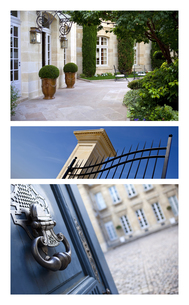 Houses and mansionsの写真素材 [FYI00741922]