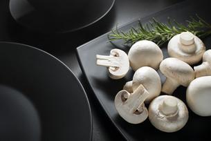 Mushrooms Champignonsの写真素材 [FYI00742430]