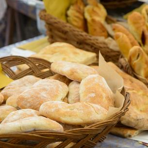 Italian Breadの写真素材 [FYI00742731]