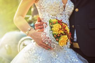 weddingの写真素材 [FYI00742987]