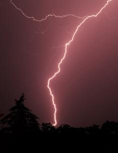 Lightningの写真素材 [FYI00743053]