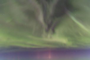 The Northern Light Aurora borealisの写真素材 [FYI00743325]