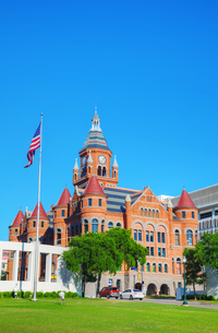 Old Red Museum of Dallas County History & Cultureの写真素材 [FYI00743571]