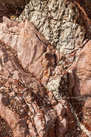 Rock texture backgroundの写真素材 [FYI00743930]
