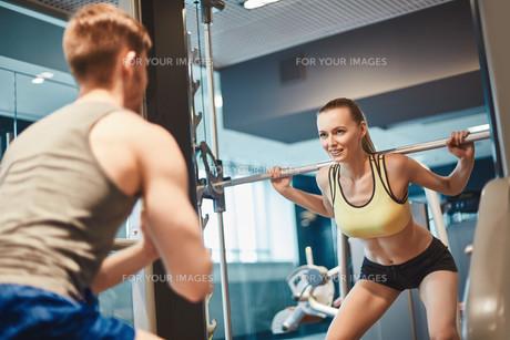 Active trainingの素材 [FYI00744139]