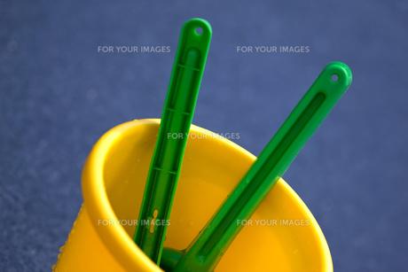 Plastic toyの写真素材 [FYI00744185]