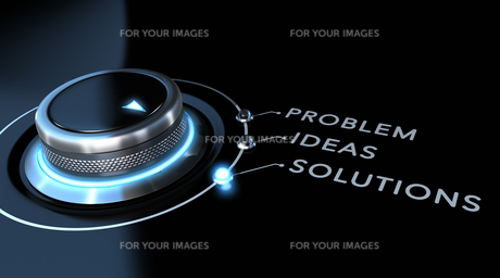 Solution Conceptの写真素材 [FYI00745202]