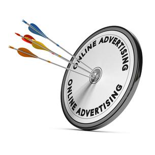 Online Advertisingの写真素材 [FYI00745208]
