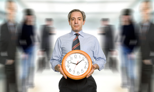 clockの写真素材 [FYI00745414]