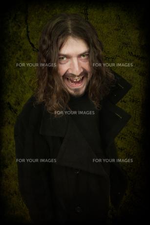 vampireの写真素材 [FYI00745442]