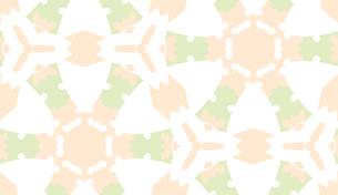 Green Circular Shapes Patternの素材 [FYI00745520]