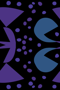 Dark Abstract Bird Beak Patternの写真素材 [FYI00745537]