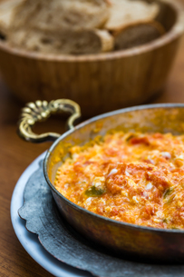 Menemen, Turkish Breakfastの写真素材 [FYI00745569]